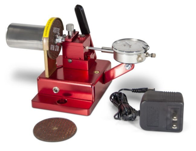 PROFORM (66765): Electric Piston Ring Filer with Dial Indicator