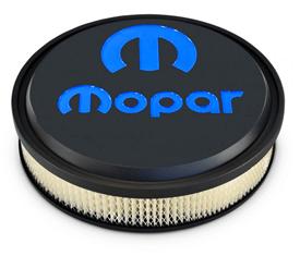 PROFORM (440-834): MOPAR® Emblem Slant-Edge Air Cleaner Kit
