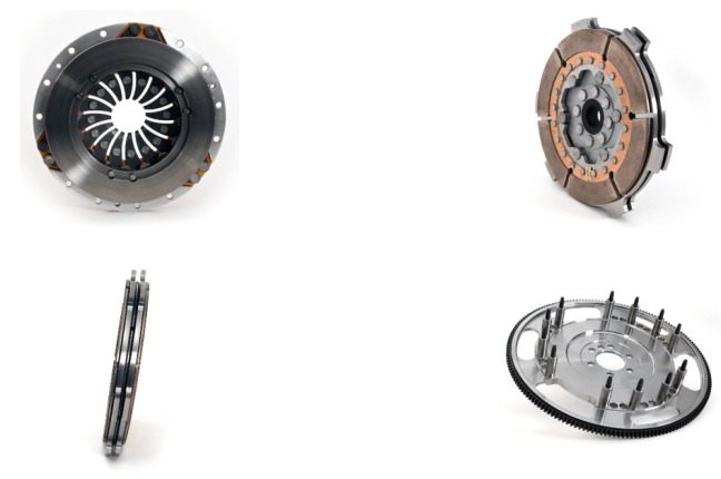Centerforce (838264042): TRIAD XDS Triple-Disc Clutch for Chevy Camaro/Corvette & Pontiac Firebird/GTO