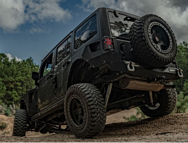 Belltech Performance Trail Shocks for Jeep Wrangler
