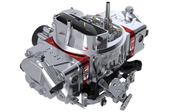 FST Carburetors 750 CFM RT-X Carb with Vacuum Secondary Electric Choke 41750X