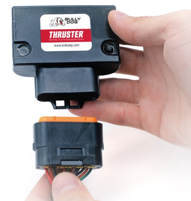 Bully Dog Thruster Throttle Booster