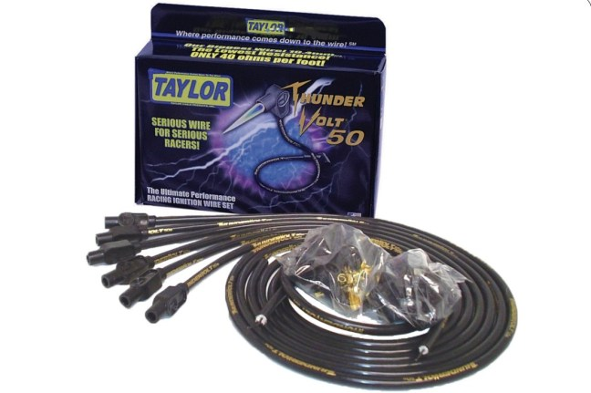 Taylor Cable Products ThunderVolt 50 Race Fit and Universal Wire Sets 98045