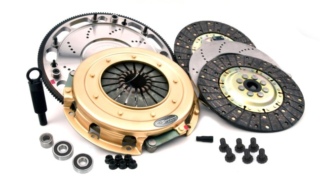 Centerforce SST Solid Street Twin Clutch System Camaro, Corvette, Trans Am, GTO 412235718