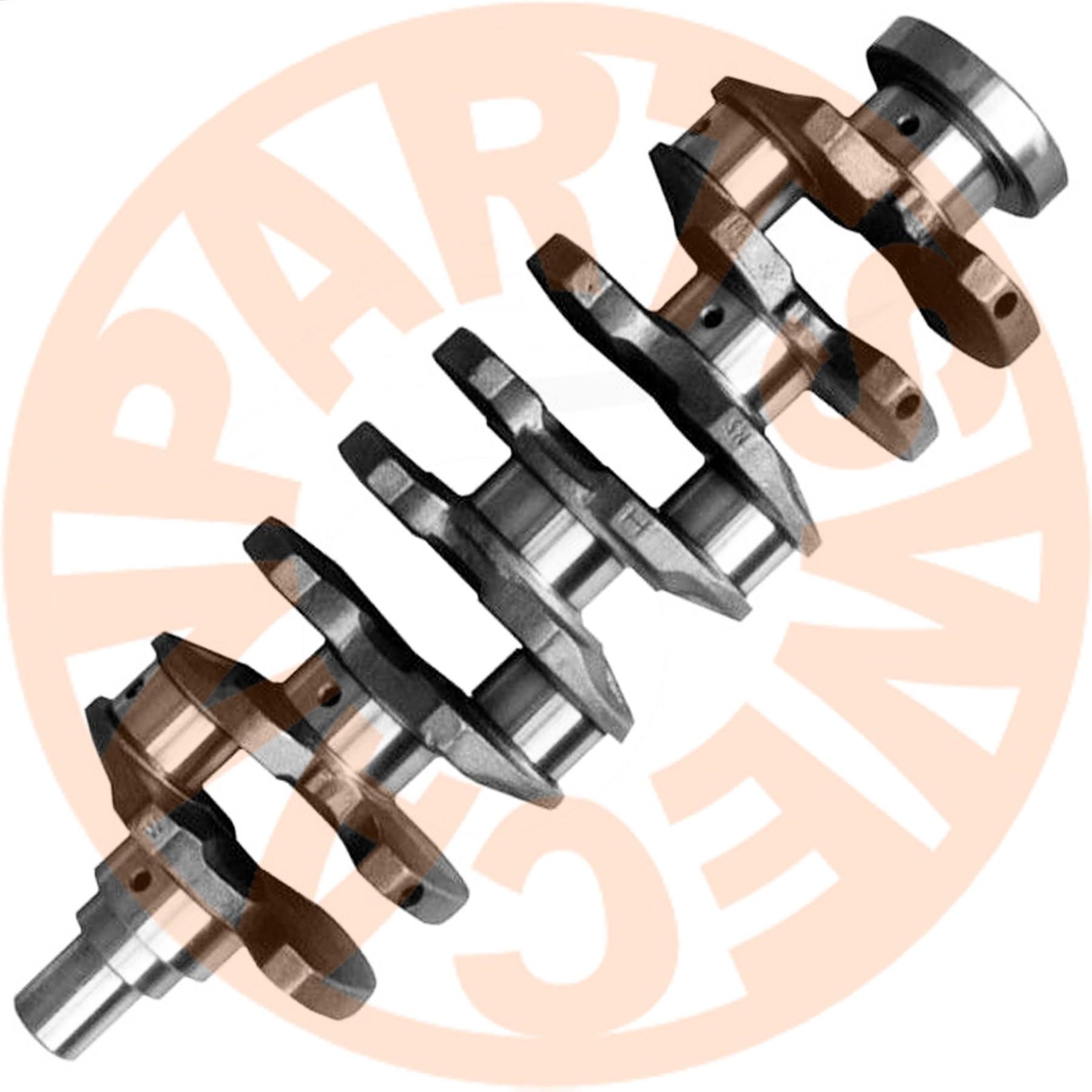 Crankshaft Mitsubishi 4g63 Engine Md187924 Md346022 Forklift 4g63t Wiring Harness Aftermarket Parts