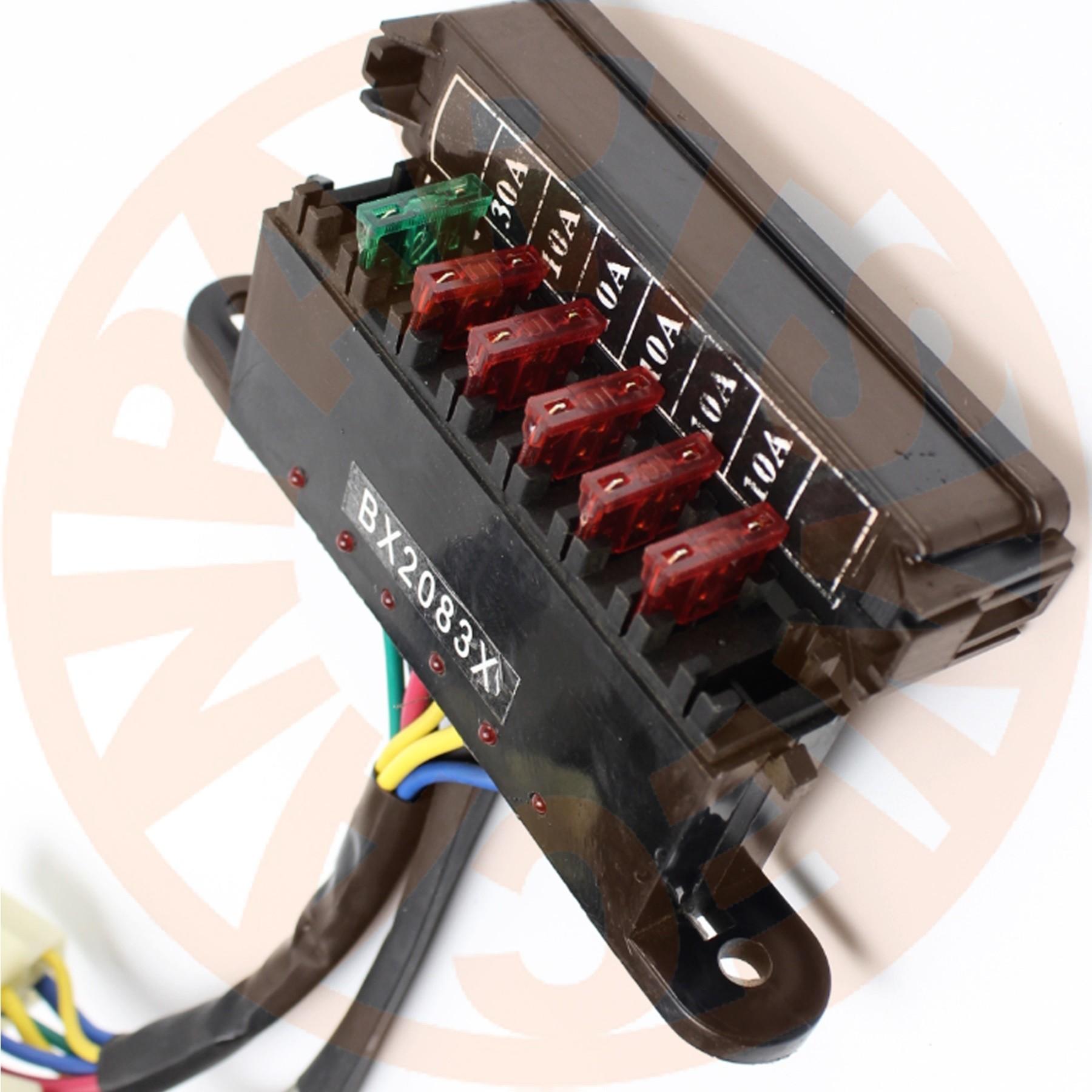 nissan forklift fuse box basic electronics wiring diagram Nissan Fuse Box 2007 nissan forklift fuse box wiring libraryfuse box bx2083x heli h2000 forklift