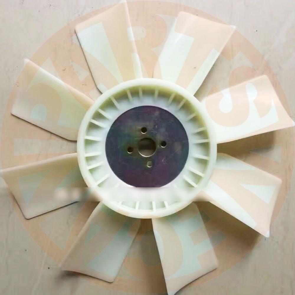 Engine Fan Yanmar Part 12991644740 : Fan blade blades yanmar tnv l