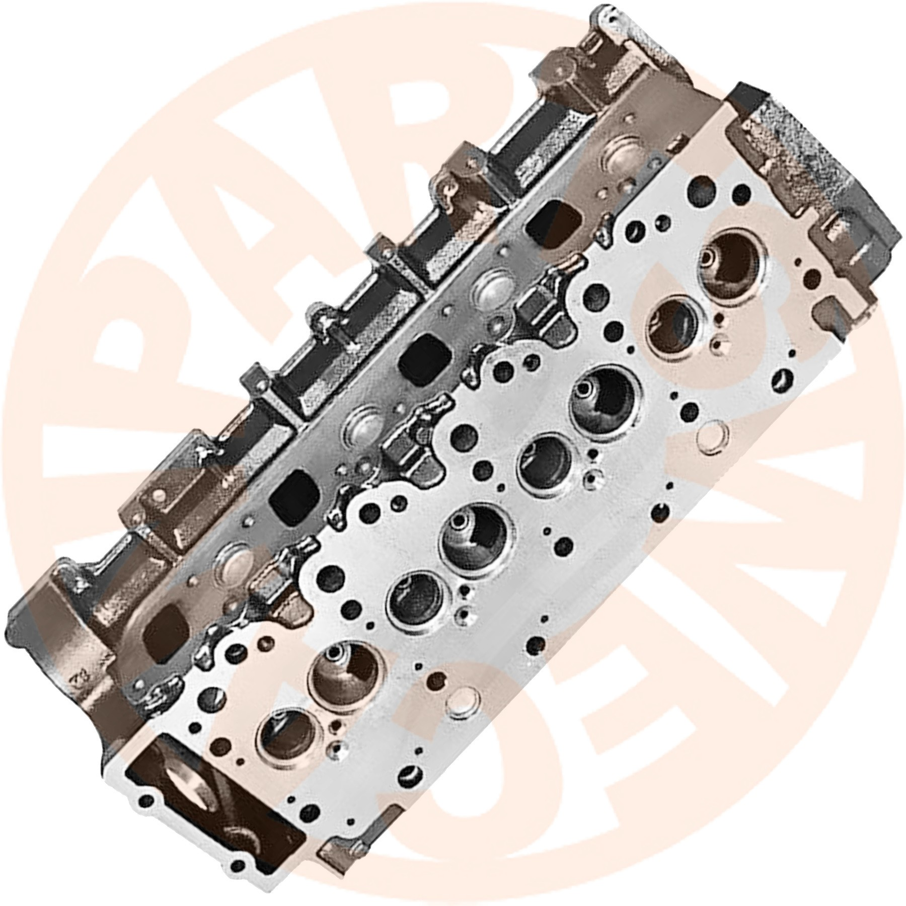 CYLINDER HEAD ISUZU 4HG1 4HG1T ENGINE TRUCK AFTERMARKET PARTS 8-97146-520-2  8-97207-133-1