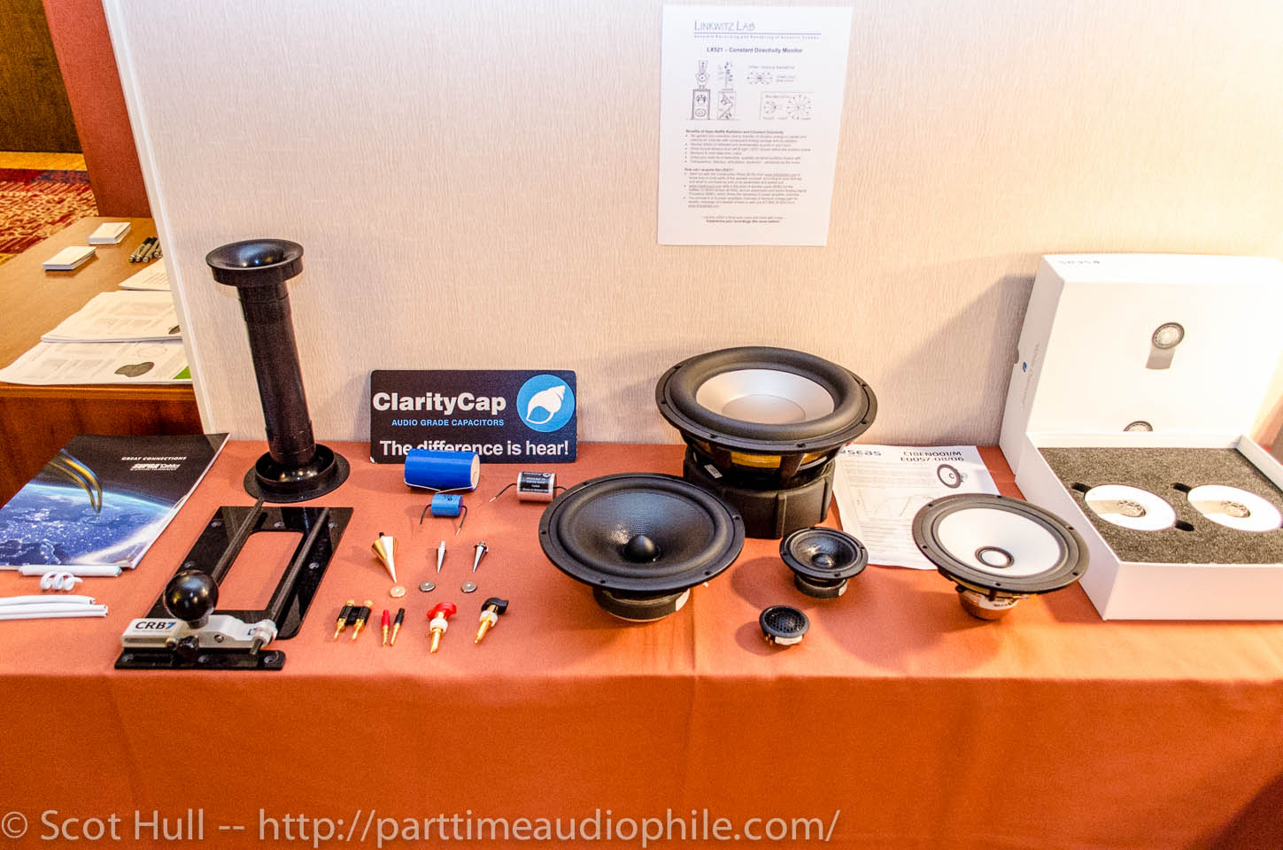 RMAF 2013: Madisound and Linkwitz | Part-Time Audiophile