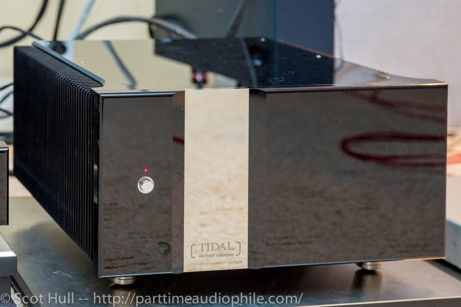 Tidal Impulse stereo amplifier