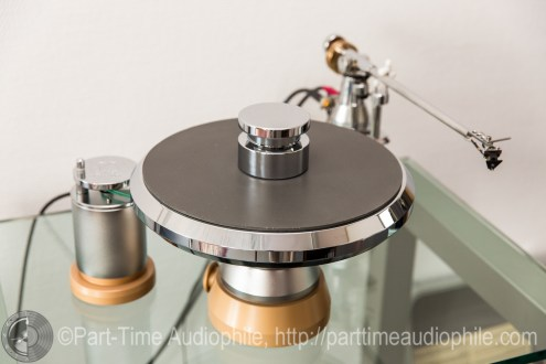 Klimo TAFELRUNDE Turntable (single arm)