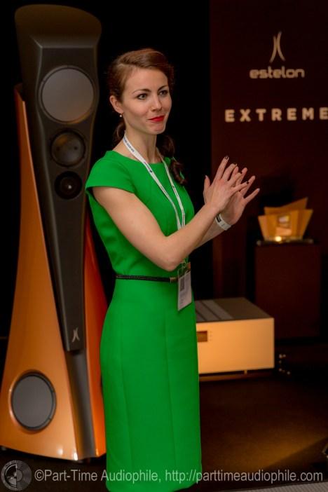 Alissa Vassilkova of Estelon