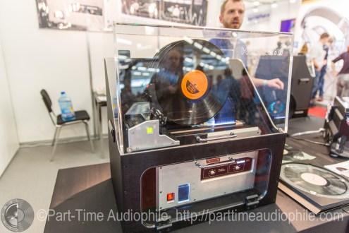 KLaudio record washer