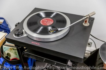 Schick turntable