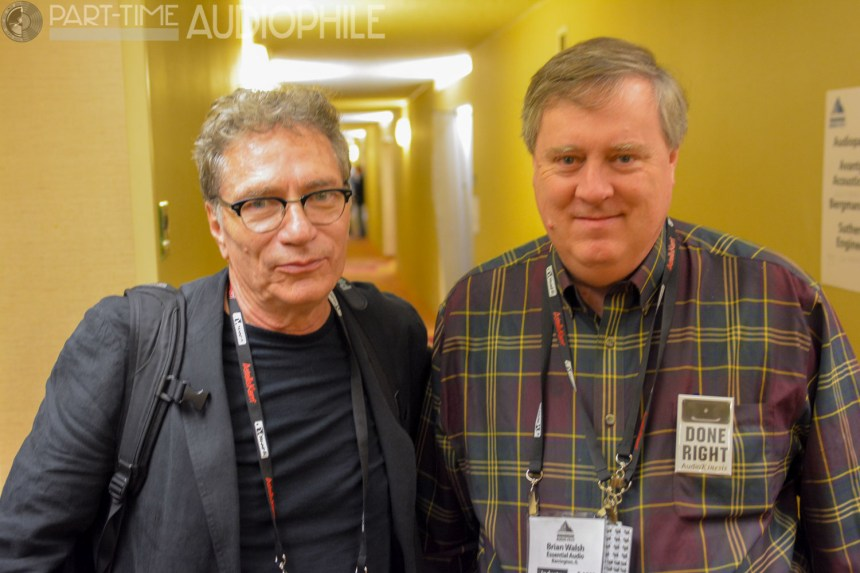 Herb Reichert and Brian Walsh