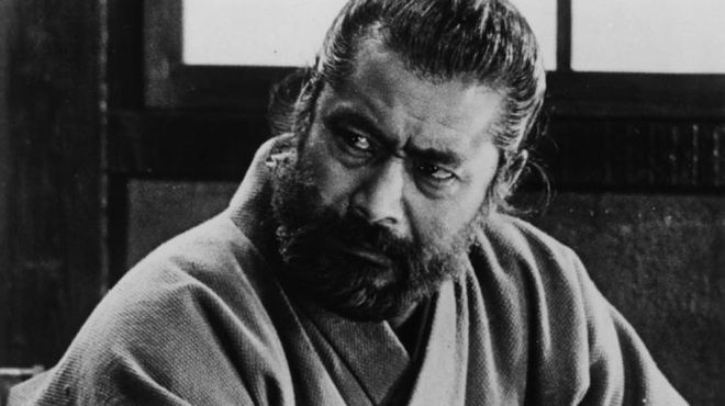 Toshiro Mifune. The legend.