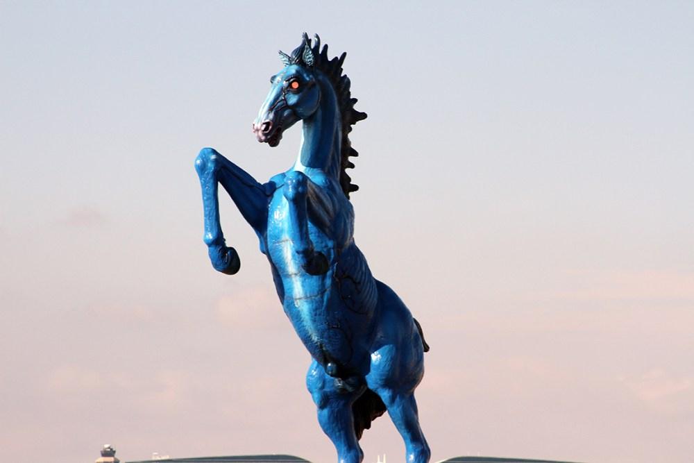 Apocalypse-horse