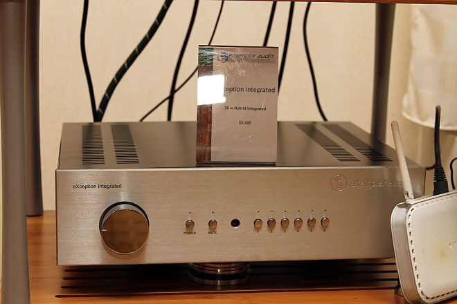 50 watt hybrid integrated amplifier