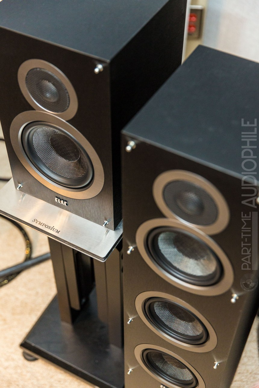 Review: ELAC Debut B6 and F5 Loudspeakers | Part-Time Audiophile