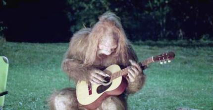 bigfoot singing