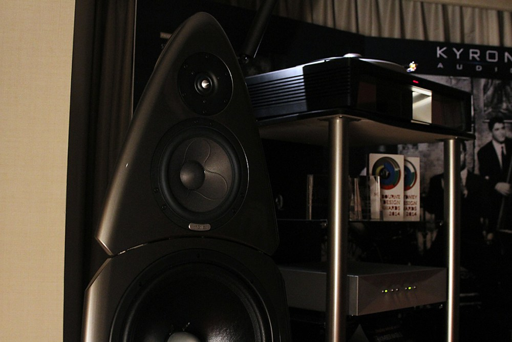 Newport 2016: Kyron Audio and Döhmann get rid of the box