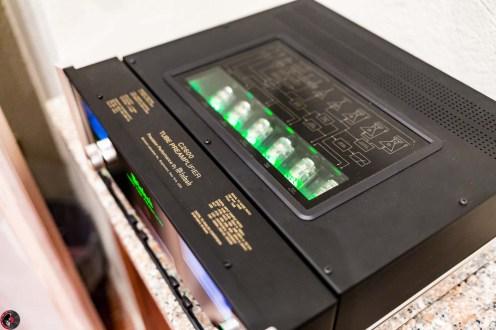 "McIntosh C2600 -- ""code green"""