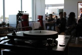 Element Acoustics listening space