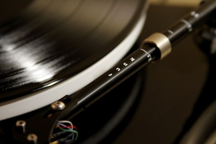 F5/II Funk tonearm