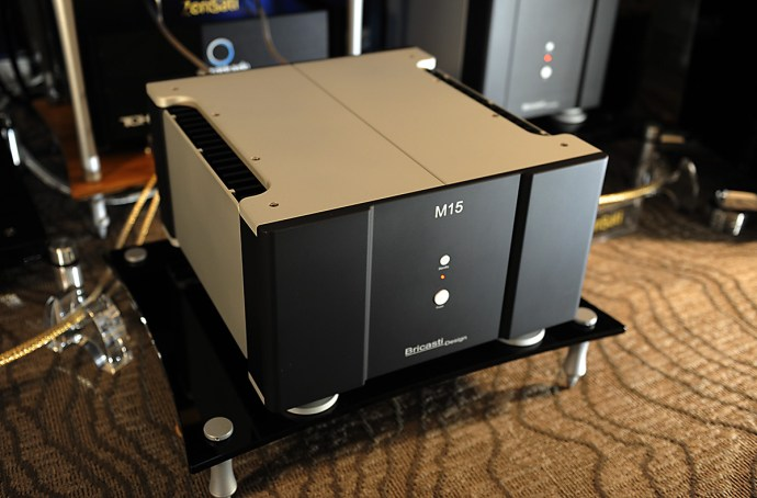 M15 Stereo Amplifier