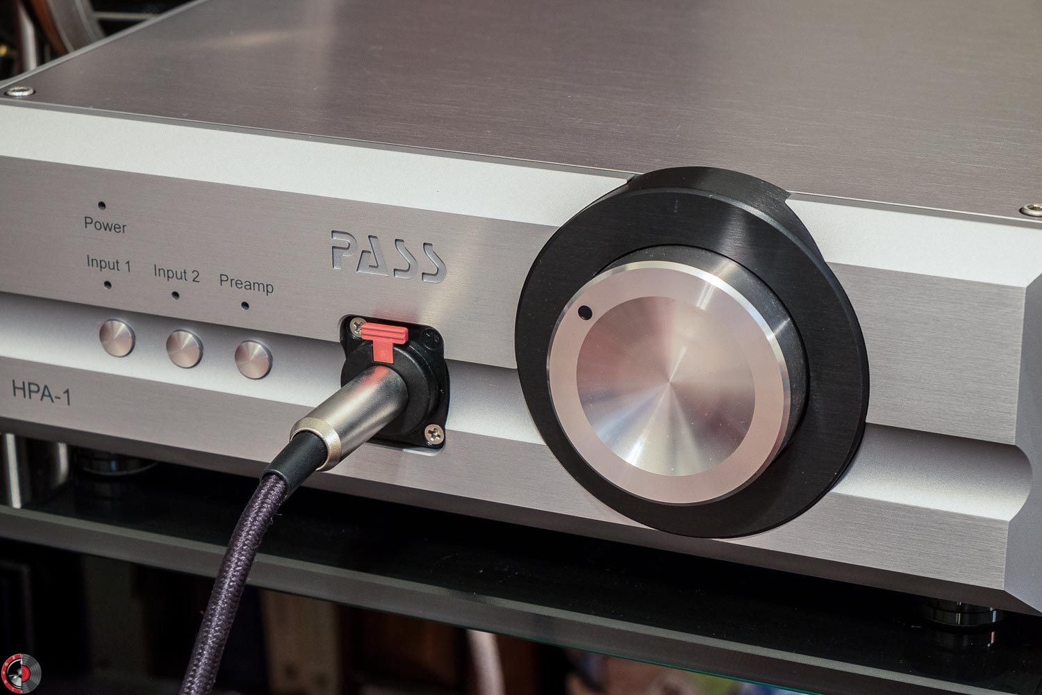 Review: Pass Labs HPA-1 headphone amplifier | Part-Time
