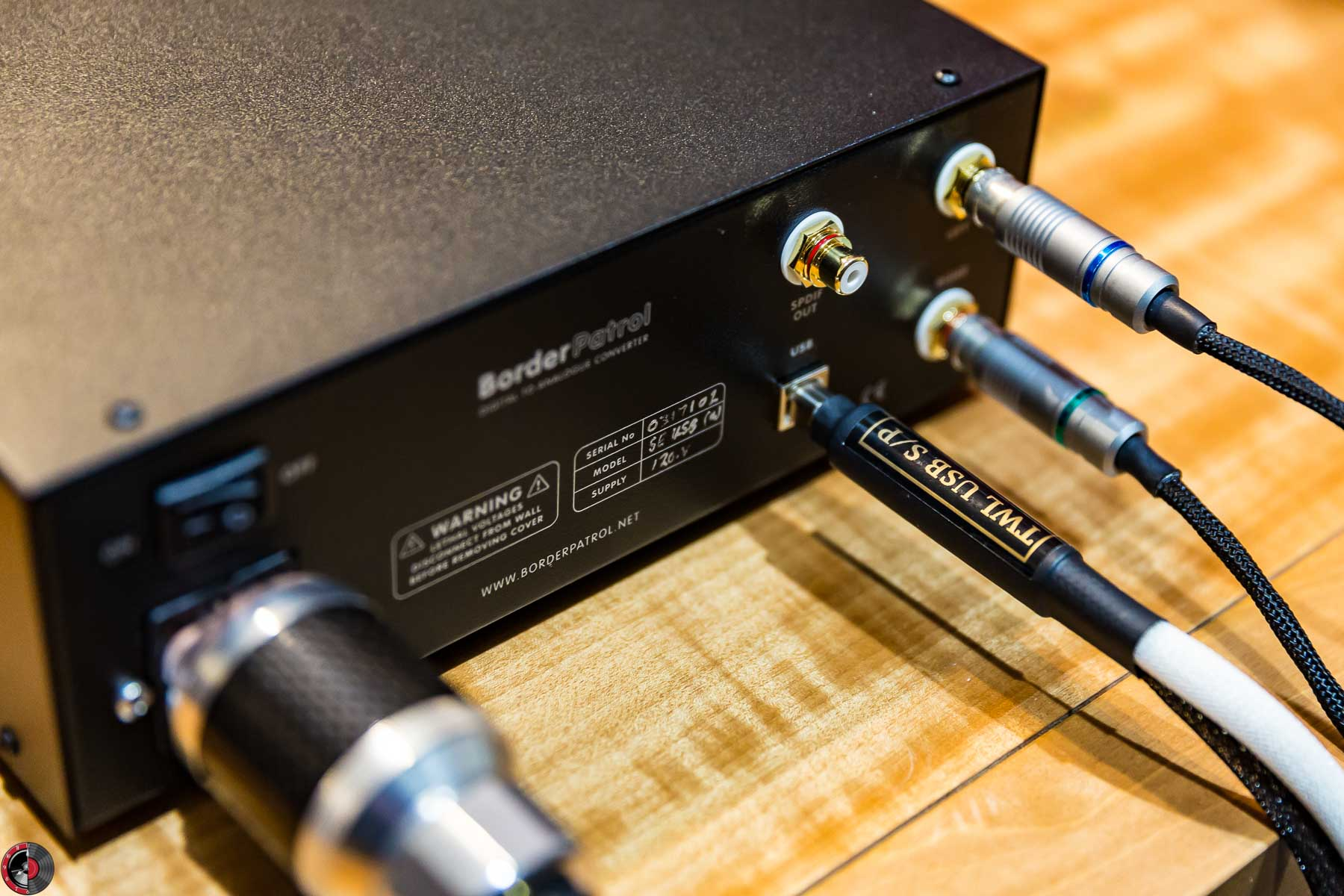 Audio Fur and the Border Patrol DAC | Part-Time Audiophile