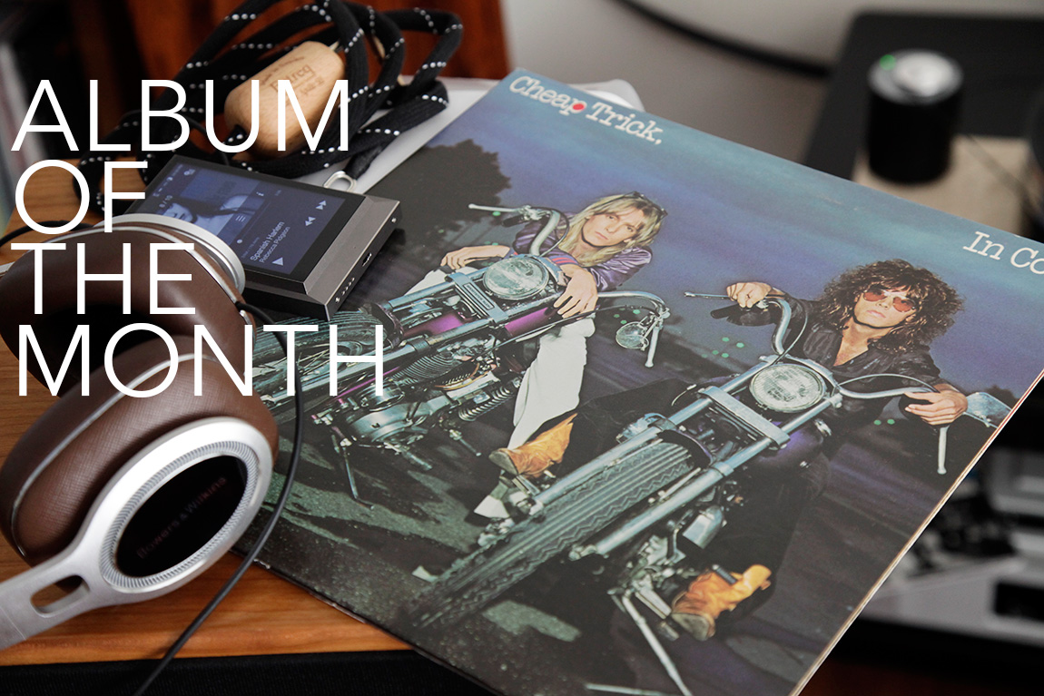 DVL Audio Album of the Month for September – Cheap Trick
