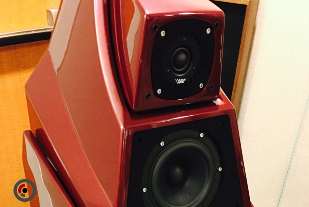 RMAF 2017: Wilson's new Alexia 2 sparkles with Constellation Audio