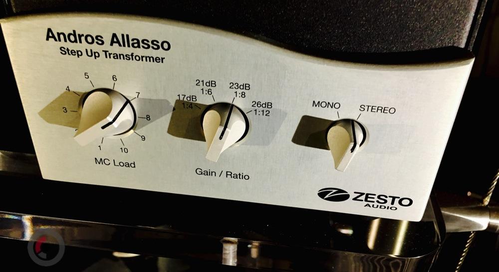 RMAF 2017: Zesto steps up with new phono transformer