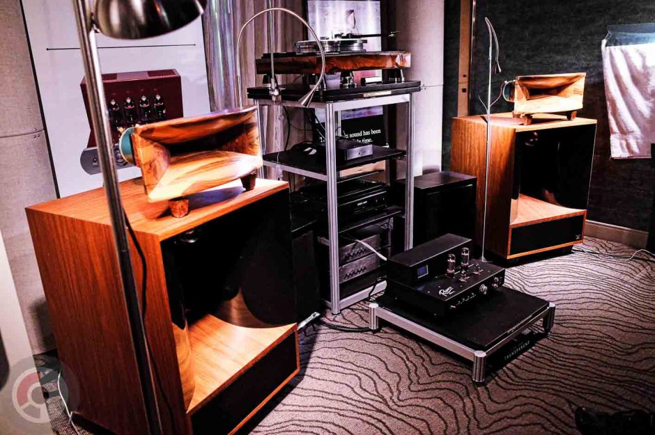 RMAF 2017: Old and new at Rogers High Fidelity, Burwell & Sons