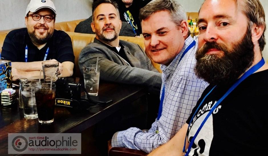 John Stancavage, Scot Hull, Lee Scoggins, Rafe Arnott