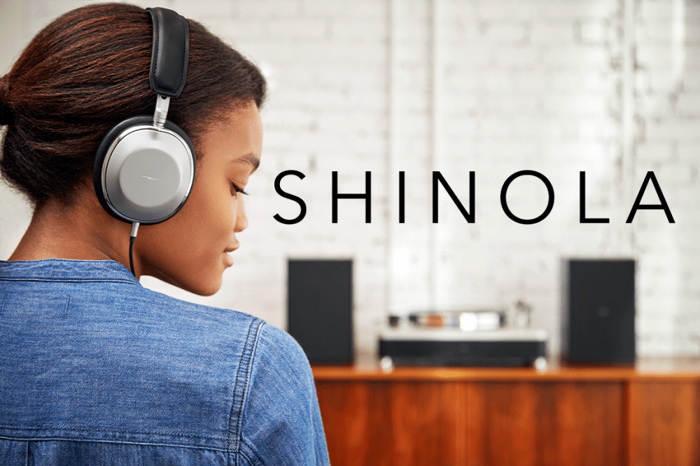 Shinola launches new Canfield Headphone Collection