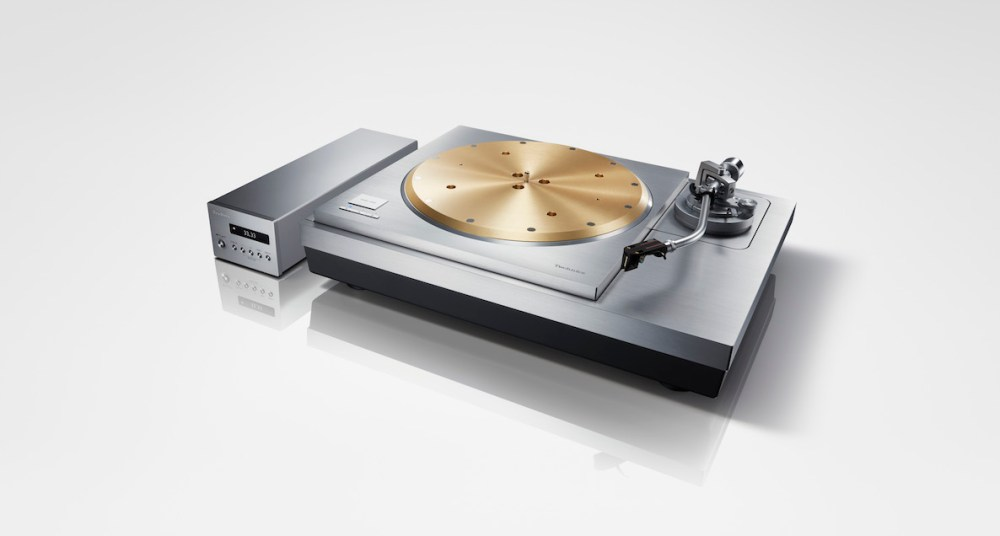 Technics announce SL-1000R turntable at CES with expected $20,000 USD price tag