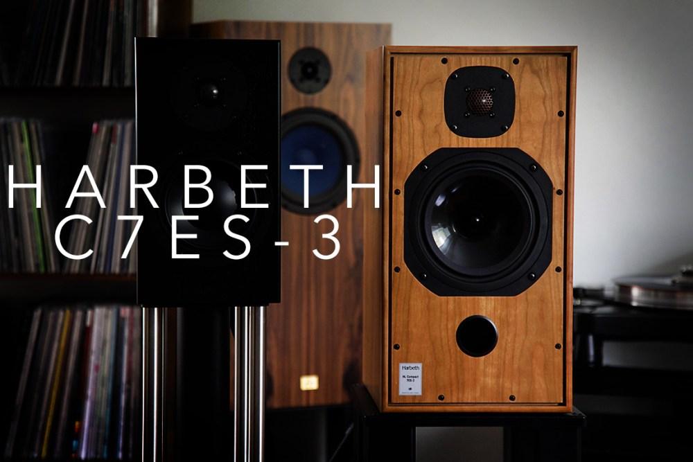 Harbeth Compact 7ES-3