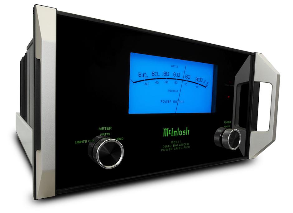 Announcement: McIntosh MC611 Quad Balanced Power Amplifier