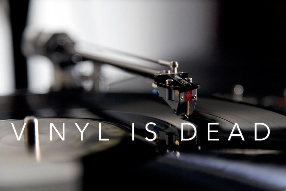 VINYL-IS-DEAD