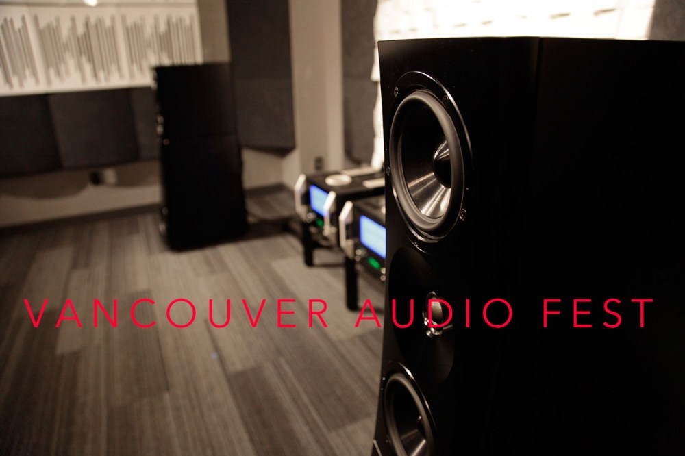 Vancouver Audio Festival 2018: McIntosh Labs and YG Acoustics