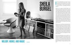 Dust-Grooves-Sheila Burgel (Brooklyn, NY)
