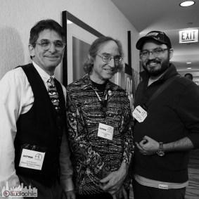 David Solomon, Steve Guttenberg, Eric Franklin Shook