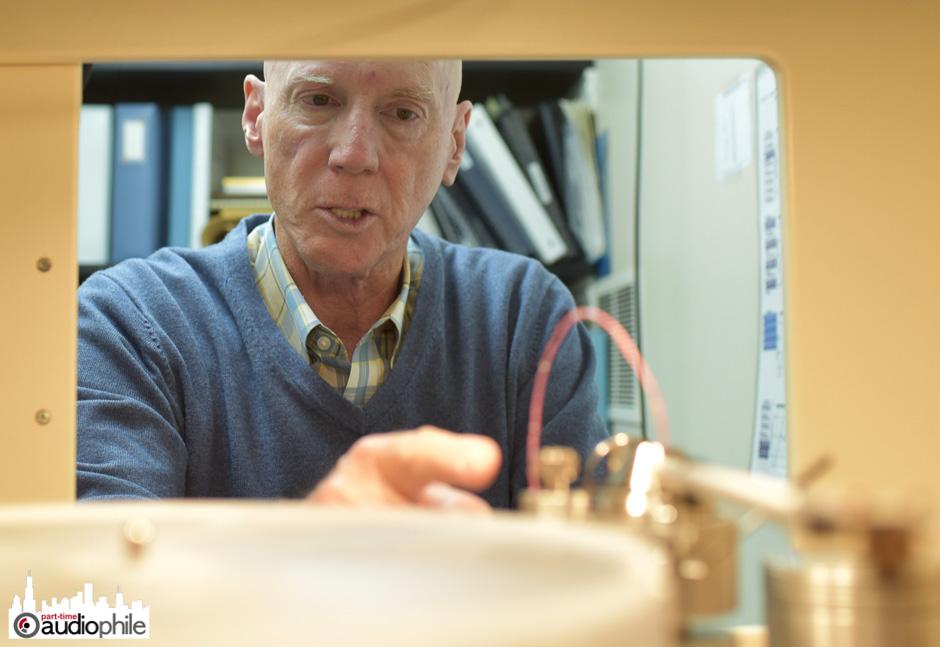 Precision in Provo: Wilson Audio WAMM Master Chronosonic