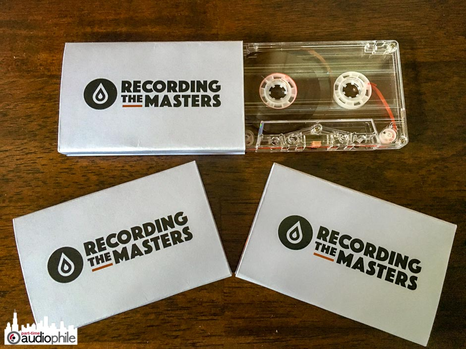Box of 10 Recording The Masters FOX C60 TYPE 1 Audio Cassettes