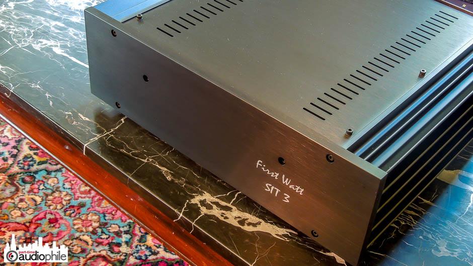 First Watt SIT-3 Amplifier Review | Part-Time Audiophile