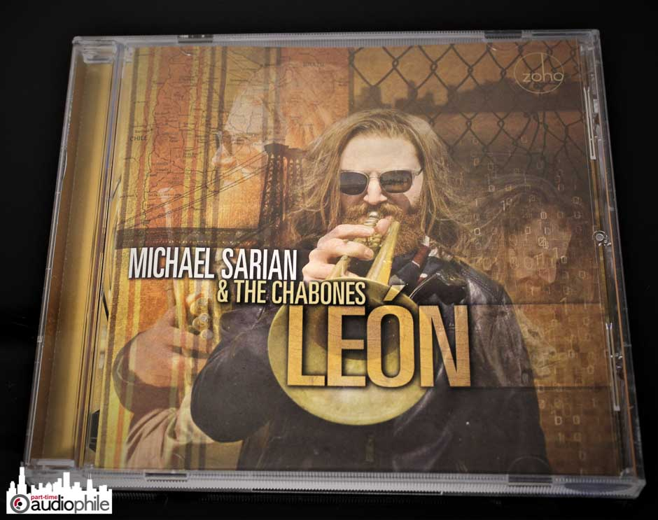 Michael Sarian & the Chabones, Leon (Zoho)
