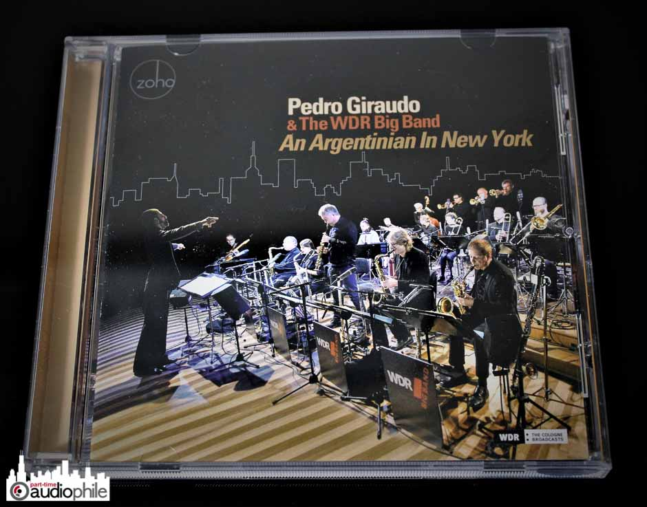 Pedro Giraudo, An Argentinian In New York (Zoho)