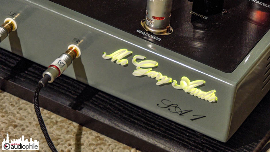Wire Els Las Vegas | Mcgary Audio Sa 1 Stereo Amplifier Review Part Time Audiophile